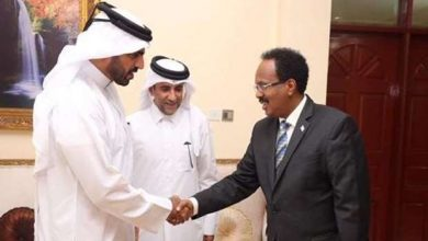 Photo of Somali President Praises Qatar's Support For Development Projects