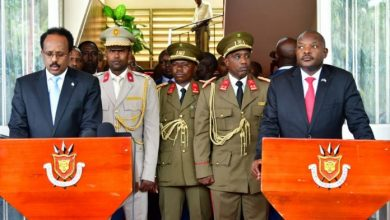 Photo of Joint Communique Following The State Visit By President Mohamed Abdullahi Farmajo To Burundi