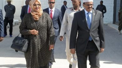 Photo of Somali President Leaves Mogadishu For Burundi