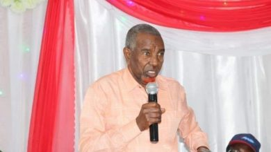 Photo of Slain Somali MP Laid To Rest State Funeral In Mogadishu