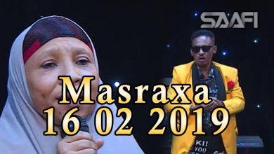 MASRAXA FURAN 15 02 2019 Majaajilo qosol iyo dhalinyaro codkooda iyo heesahooda tijaabinaya