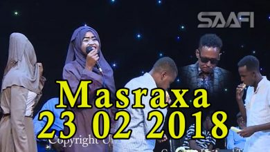 Photo of MASRAXA FURAN 22 02 2019 Majaajilo qosol iyo dhalinyaro codkooda iyo heesahooda tijaabinaya