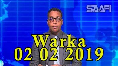 Photo of WARKA 02 02 2019 Madaxweynaha Koofur Galbeed Laftagareen oo soo magacaabay qaar ka mid ah golahiisa wasiirada
