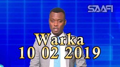 Photo of WARKA 10 02 2019 Maxkamada maroodijeex ee Soomaaliland oo xukun ku riday wargeyska foore