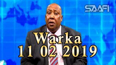 Photo of WARKA 11 02 2019 Raisulwasaare Kheyre oo ka qeybgalay shir looga hadlayey horumarinta maaliyada gobolka Banaadir