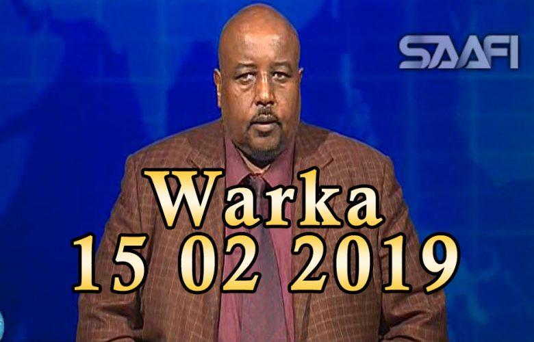 WARKA 15 02 2019 Shacabka magaalada Baydhabo oo aragtiyo kala duwan ka bixiyey xukuumada Laftagareen uu soo magacaabay