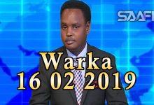 WARKA 16 02 2019 Kenya oo mudo uu dalka kaga baxo u qabatay safiirkii Soomaaliya Tarsan iyo safiirkeedi Soomaaliya ka joogay oo ay u yeertay