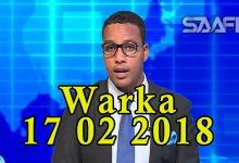 WARKA 17 02 2019 Dowlada Soomaaliya oo jawaab ka bixisay go aanka Kenya ay xiriirka ugu jartay