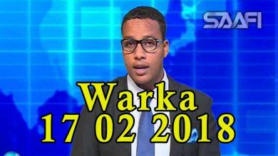Photo of WARKA 17 02 2019 Dowlada Soomaaliya oo jawaab ka bixisay go aanka Kenya ay xiriirka ugu jartay