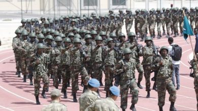 Photo of AU Urges Gradual Transition Of Security Roles From Its Force In Somalia
