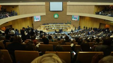 Photo of Somali President Delivers Speech At AU Summit In Addis Ababa