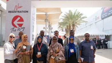 Photo of U.S. Ambassador Welcomes Somali Businesses Returned from Gulfoods Expo