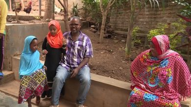 Photo of Seeking safety in Rwanda, Somali refugee finds opportunity and love