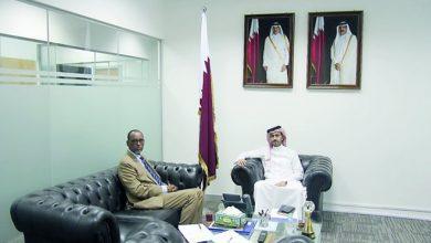 Photo of Widam Food Company Chairman receives Somali envoy