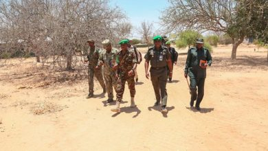 Photo of AMISOM Police expands its presence to Dhobley in Somalia's Lower Jubba region