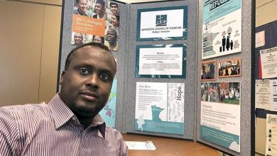 Photo of Mankato Clinic community health worker fills gaps for Somali patients