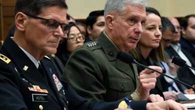 Photo of US general: Troops cuts don't impact Somalia, Libya missions