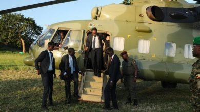 Photo of President Farmajo Inspects Somali Soldiers At Uganda Training Camp