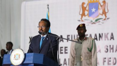 Photo of Somali President Formally Opens The 5th Session Of The Parliament