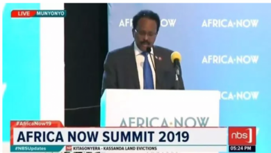 Photo of President Farmajo's Keynote Speech At Africa Now Conference