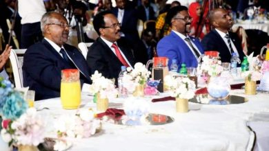 Photo of Somali President Hosts Dinner Banquet In Honor Of Guelleh