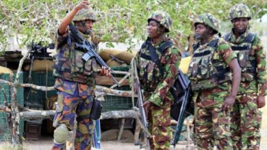 Photo of Kenya Police Raid Al-Shabab Training Center In Coastal Region