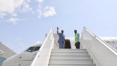 Photo of Somali PM Leaves For Switzerland For Summit