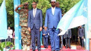 Photo of Somali PM Arrives In Kismayo City