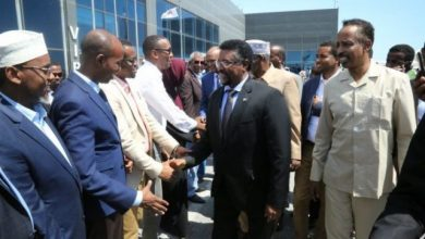 Photo of Somali National Assembly Speaker Returns Home From Overseas Trip