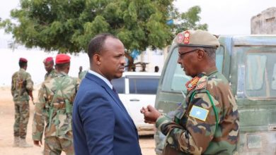 Photo of Somali Govt Denies Accusations That It Failed To Pay Armed Forces