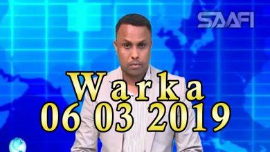 Photo of WARKA 06 03 2019 Soomaaliya iyo Kenya oo heshiis hordhac ah ka gaaray khilaafkii ka dhexeeyey