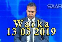 WARKA 13 03 2019 Xukuumada Soomaalilaya oo maamulka Jubaland la yeelatay kulan lagu adkeynayo xiriirka iyo wada shaqeynta
