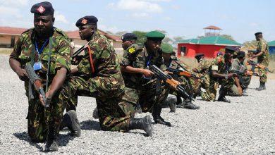 Photo of KDF Troops Kill 3 Al-Shabaab Gunmen In Gunfight