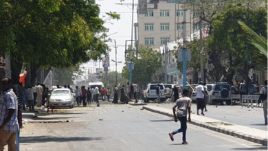 Photo of At Least 11 Dead In A Car Bombing In Mogadishu