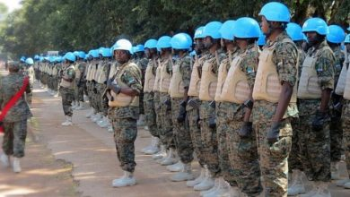 Photo of Uganda Sends 1800 Soldiers In New Battle Group To Somalia