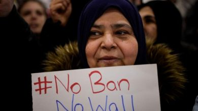 Photo of Dems introduce bill to repeal Trump 'Muslim ban'