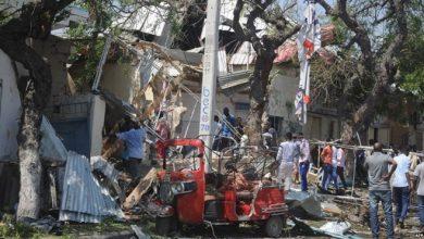 Photo of Somali who died in Mogadishu blast had sought refuge abroad