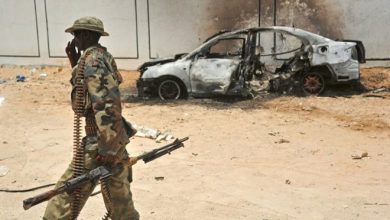 Photo of US air strikes in Somalia are surging against Shabab