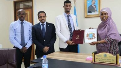 Photo of Qatar Charity inks pact with Somalia's health ministry