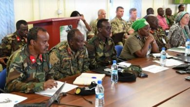 Photo of AU Mission Seeks To Streamline Policing In Somali Police