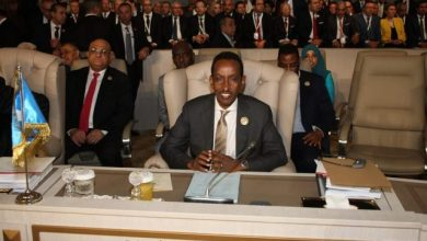 Photo of Somalia's Foreign Minister Addresses Arab League Summit In Tunisia