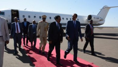 Photo of Somali President Pays His Second Visit To Eritrea Since 2018