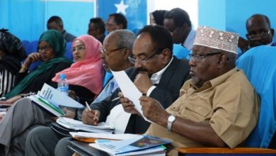 Photo of Somali Parliament Resumes 5th Session