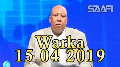 Photo of WARKA 15 04 2019 wasaarada duulista hawada oo heshiis la gashay shirkad Turki ah oo tababar u sameyneysa shaqaalaha Soomaali airlines