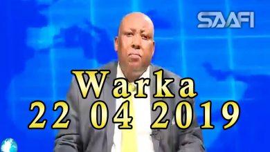 WARKA 22 04 2019 Xisbiyada mucaaradka iyo xildhibaano ka tirsan dowlada oo kulan weyn oo dowlada looga soo horjeedo ku qabsaday magaalda Nairobi