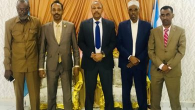 Photo of A Parliamentary Summit Opens In Garowe
