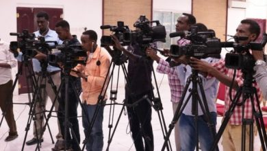 Photo of Somali journalists urge parliament to approve media law