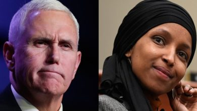Photo of Pence calls for Omar to be removed from House Foreign Affairs Committee