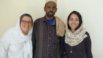 Photo of Somali villager travels to US to confront army chief he says tried to kill him