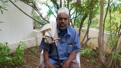 Photo of Somali torture victim will face his abuser after 31 years — in US court